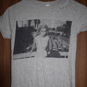 Marina and the diamonds Grey T-shirt M